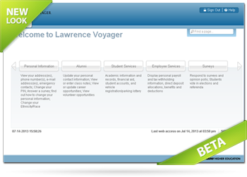 Try the new Lawrence Voyager